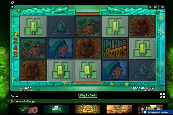 Clover Casino screen shot