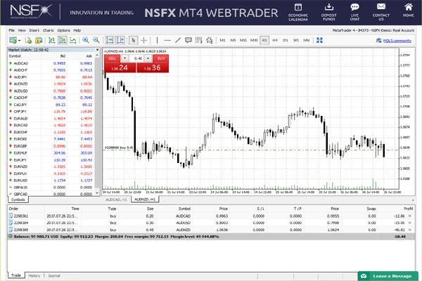 NSFX screen shot